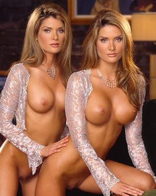 Sarah y Rachel Campbell