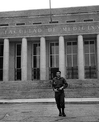 Ernesto Che Guevara en España