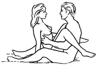 posturas para hacer el amor