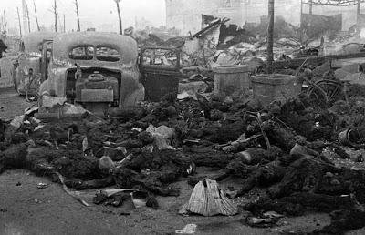 bombardeo de Tokio