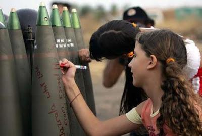 Niños para la guerra