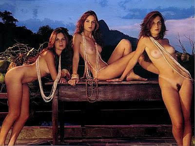 Marilise, Lilian y Renata Porto