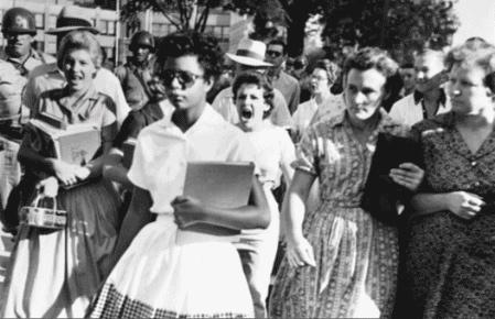 Segregación Racial