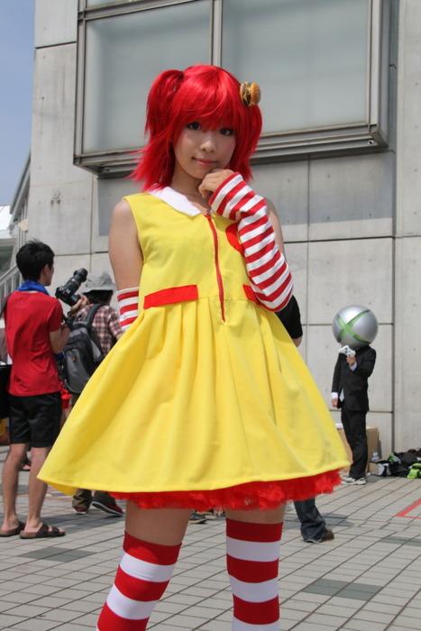 Creo que prefiero a esta Ronald ^_^