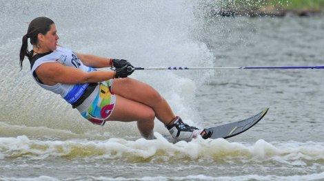 ¡Tenemos campeona mundial de Esquí Acuático!