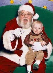 sketchy santa