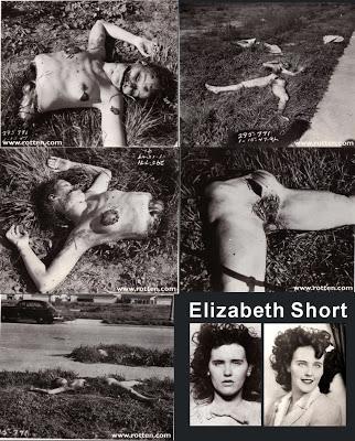 Elizabeth Short, La Dalia Negra