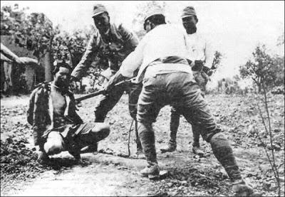 ejecucion Con bayoneta
