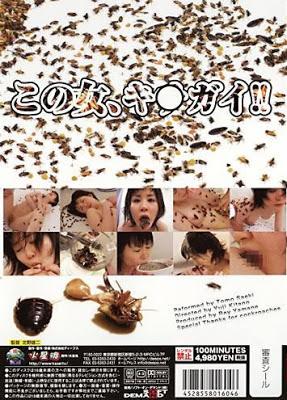 porno con insectos