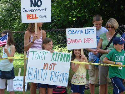 plan de reforma sanitaria de EEUU