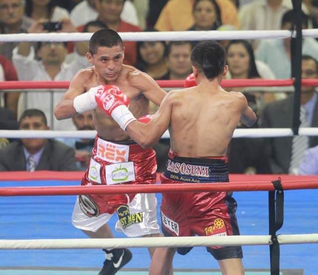 'Chiquito' Rossel es campeón mundial