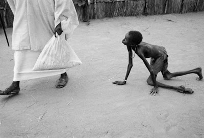 El viaje africano de Tom Stoddart