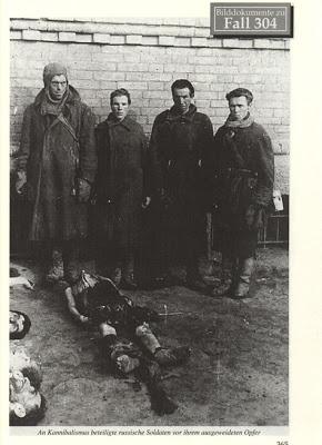 Canibalismo humano en la Unión Soviética